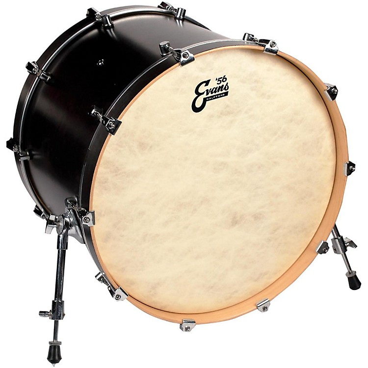 Evans Calftone Bass Drum Head 16 in.