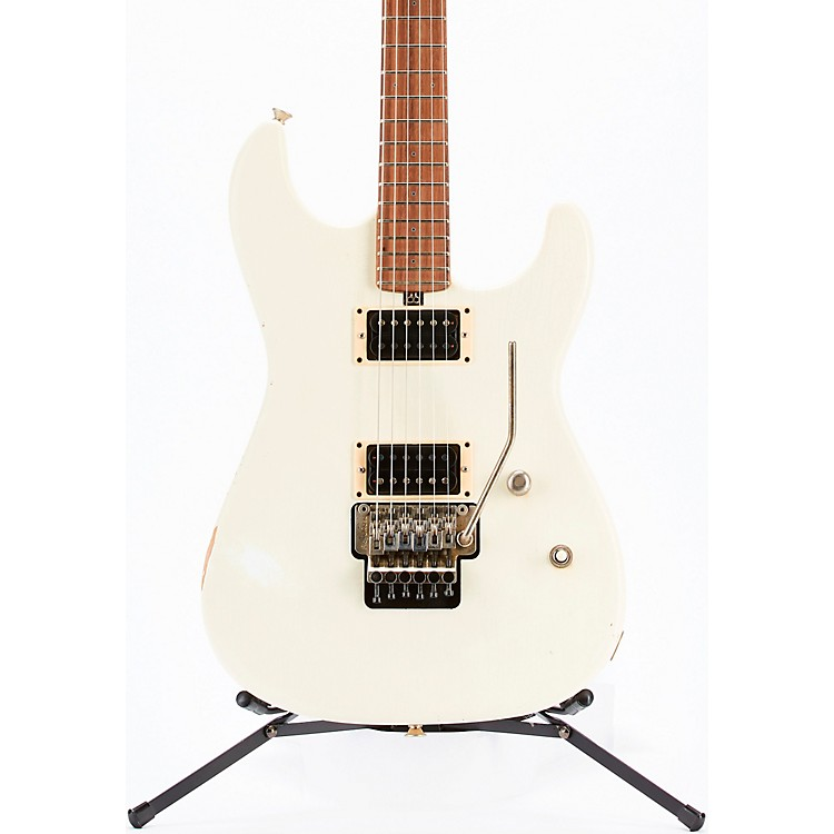 FriedmanCali Aged Rosewood Fingerboard Electric GuitarVintage White