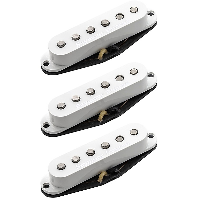 Seymour Duncan California 50's Single Coil Set SSL-1 Black