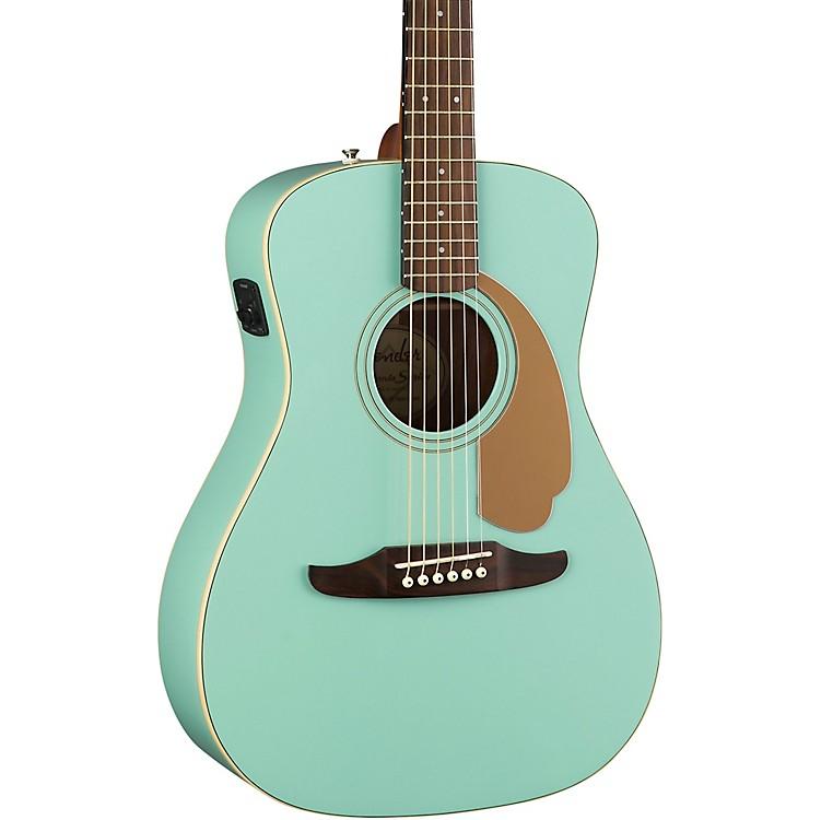FenderCalifornia Malibu Player Acoustic-Electric GuitarArctic Gold