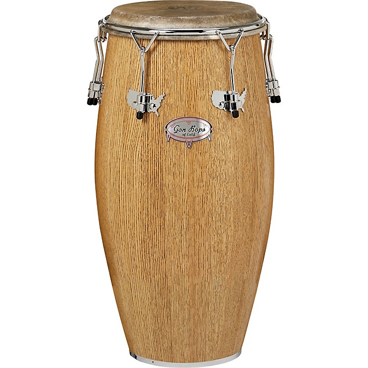 Gon Bops California Series Tumba Conga Drum, 55th Anniversary Limited Edition