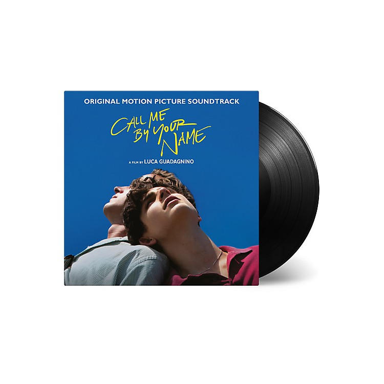 AllianceCall Me By Your Name (original Soundtrack)
