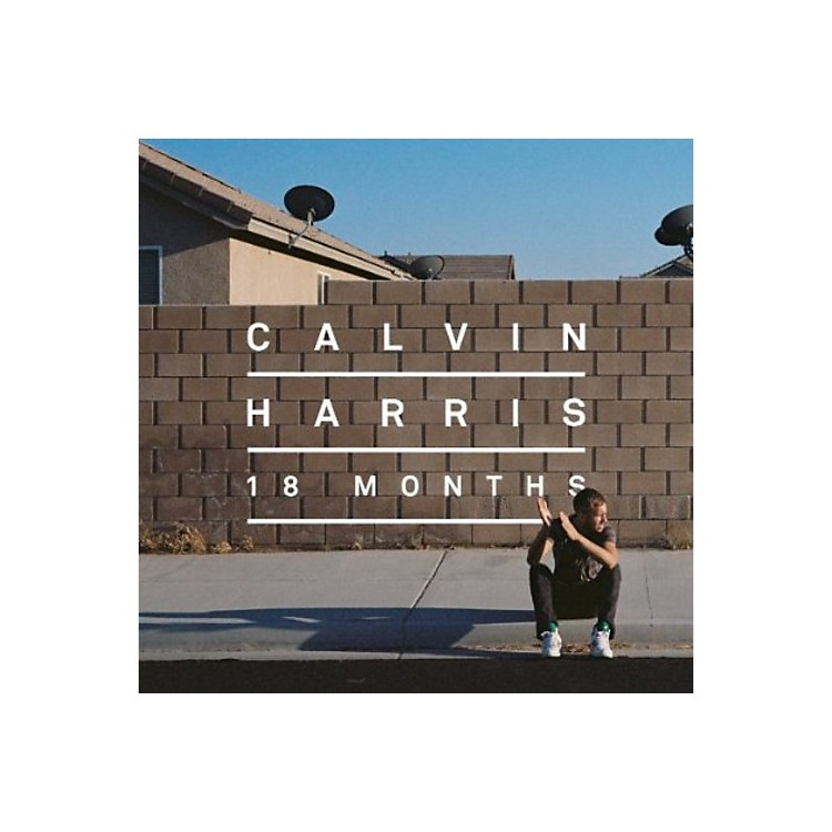 AllianceCalvin Harris - 18 Months