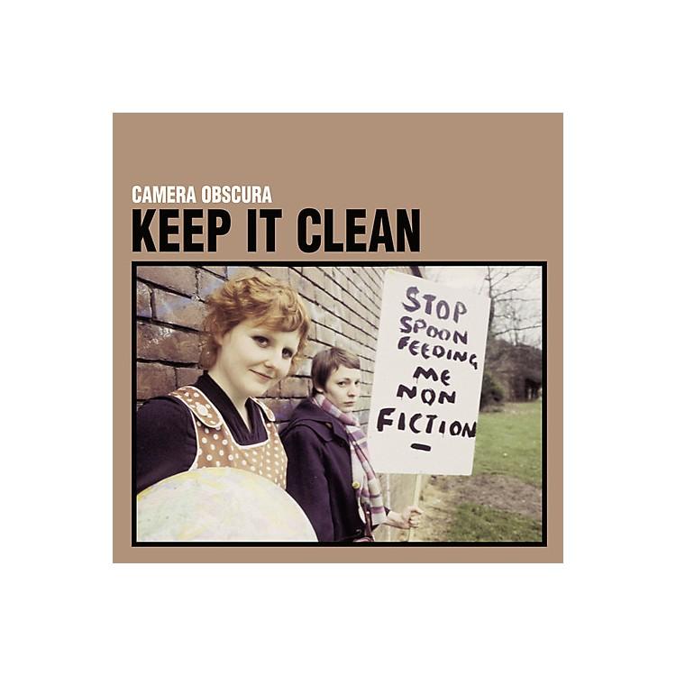 AllianceCamera Obscura - Keep It Clean (25th Elefant Anniversary Reissue)