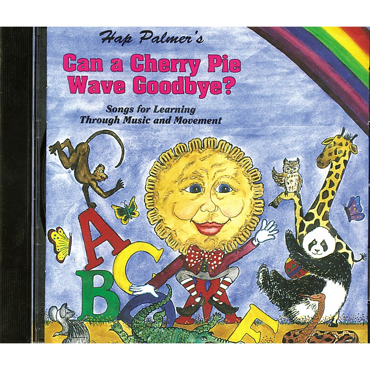 Educational Activities Can A Cherry Pie Wave Goodbye? CD