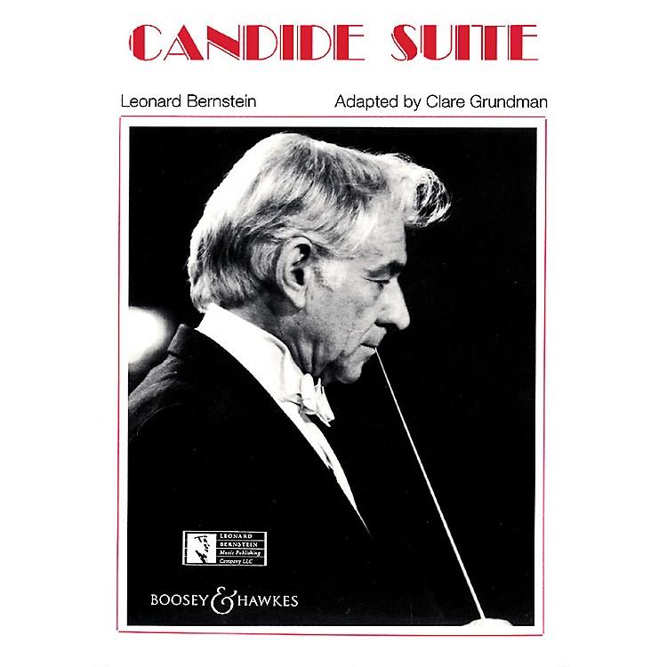 Leonard Bernstein MusicCandide Suite Concert Band Arranged by Clare Grundman