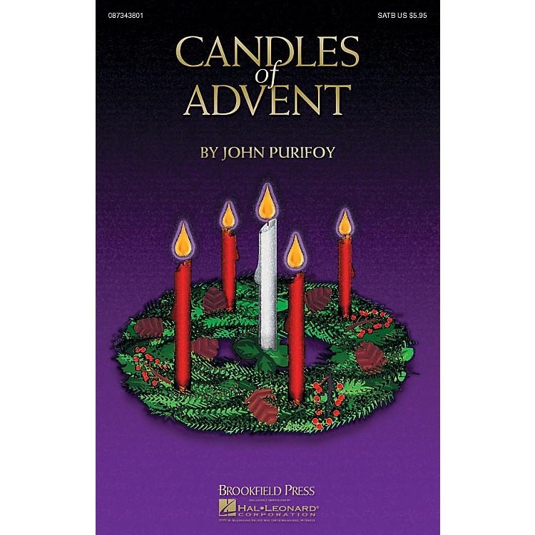 BrookfieldCandles of Advent CHOIRTRAX CD Arranged by John Purifoy