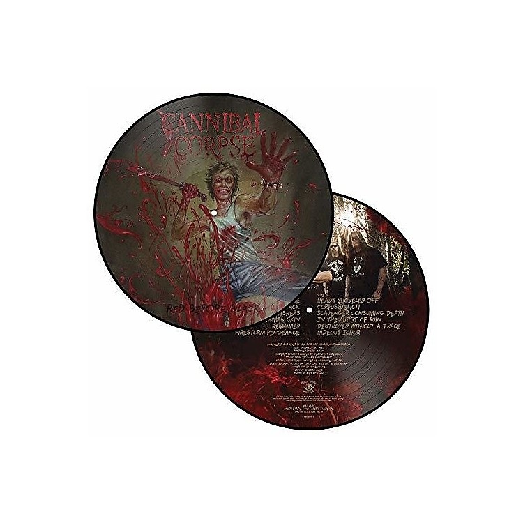 AllianceCannibal Corpse - Red Before Black