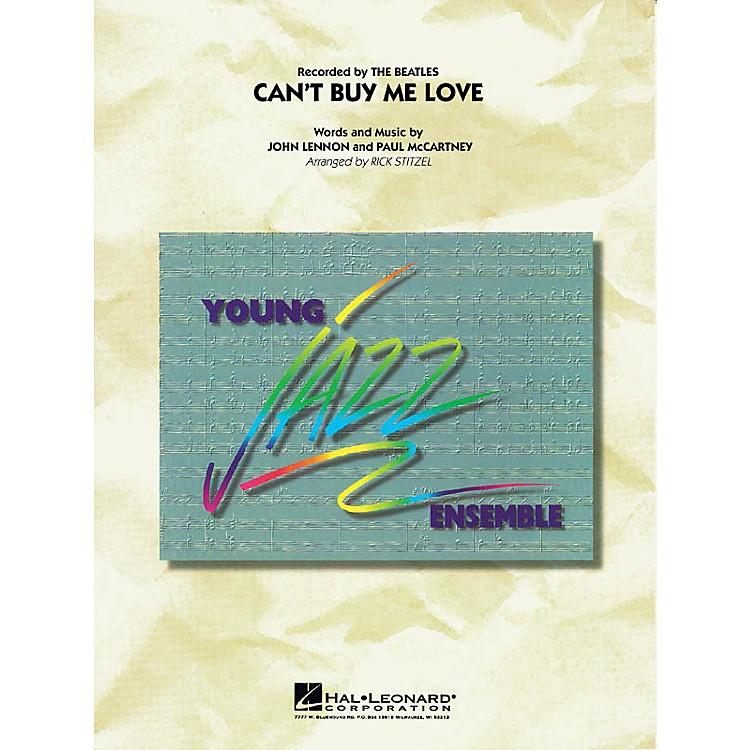 Hal LeonardCan't Buy Me Love Jazz Band Level 3 by The Beatles Arranged by Rick Stitzel