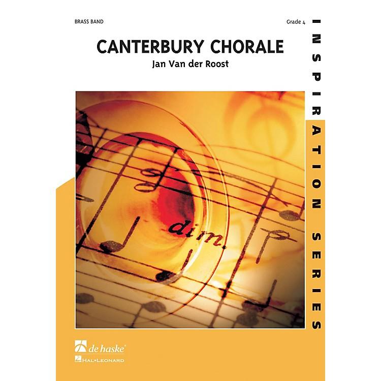 Hal LeonardCanterbury Chorale Score And Parts Concert Band