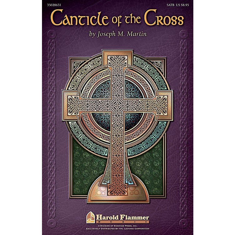 Shawnee PressCanticle of the Cross (RehearsalTrax CDs) REHEARSAL TX Composed by Joseph M. Martin