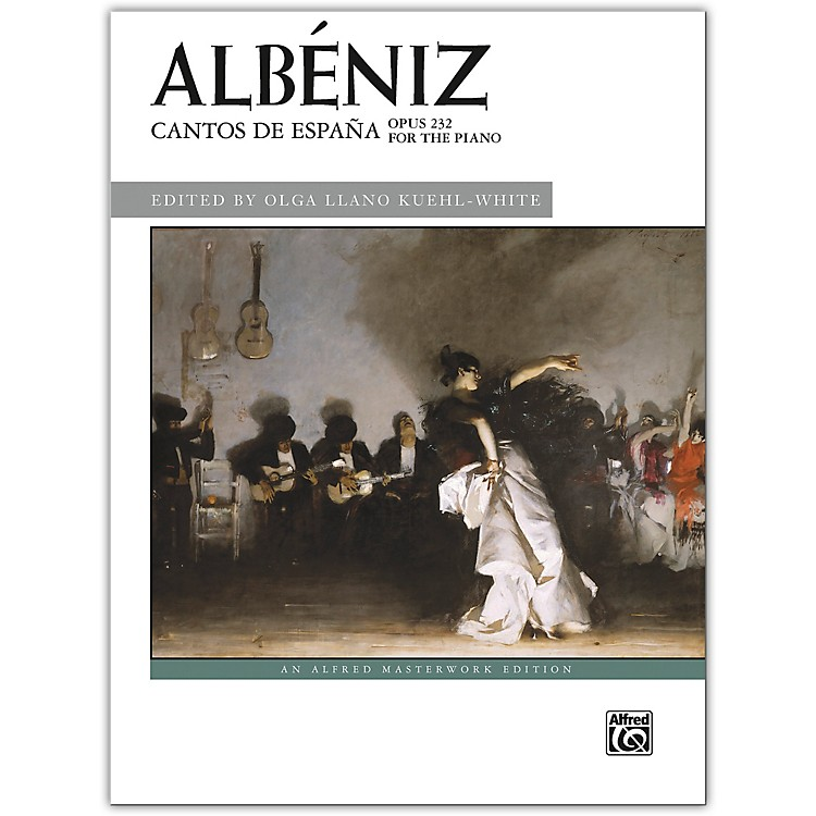 AlfredCantos de Espana, Op. 232 Advanced