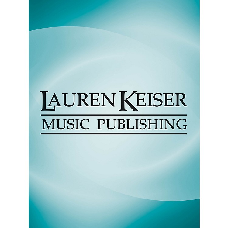 Lauren Keiser Music PublishingCanvas (SATB Chorus and Orchestra) Full Score Composed by George Walker