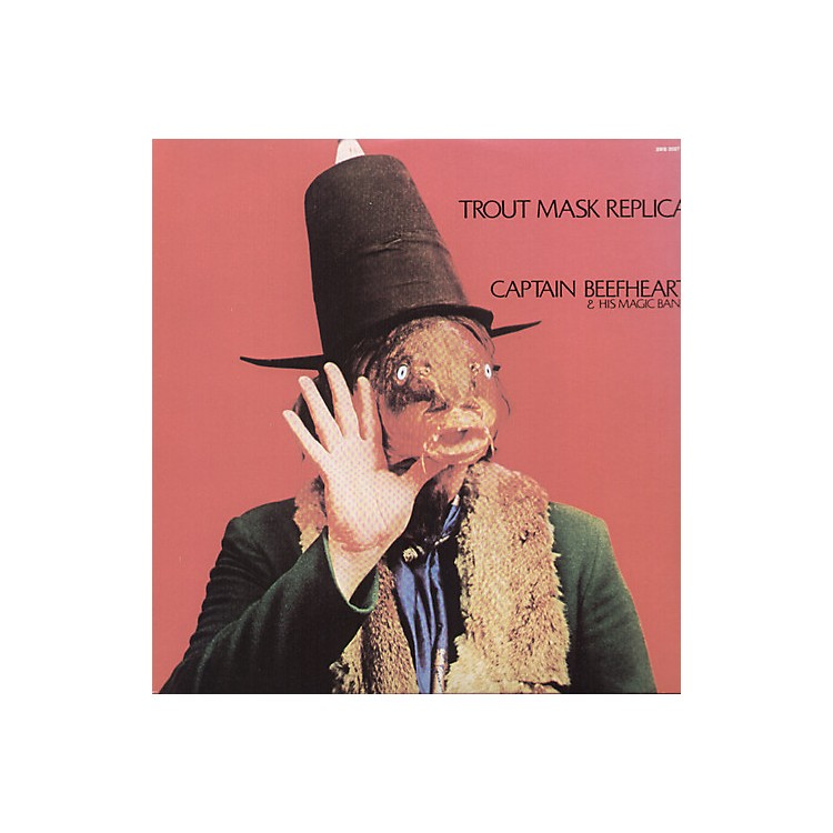 Alliance Captain Beefheart - Trout Mask Replica