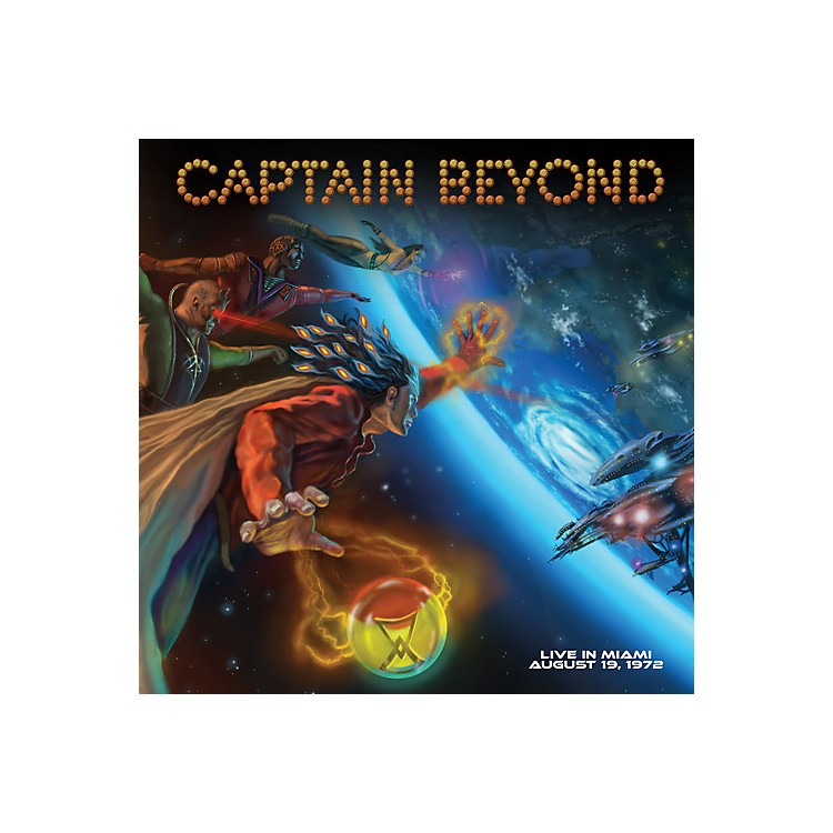 AllianceCaptain Beyond - Live In Miami - August 19, 1972