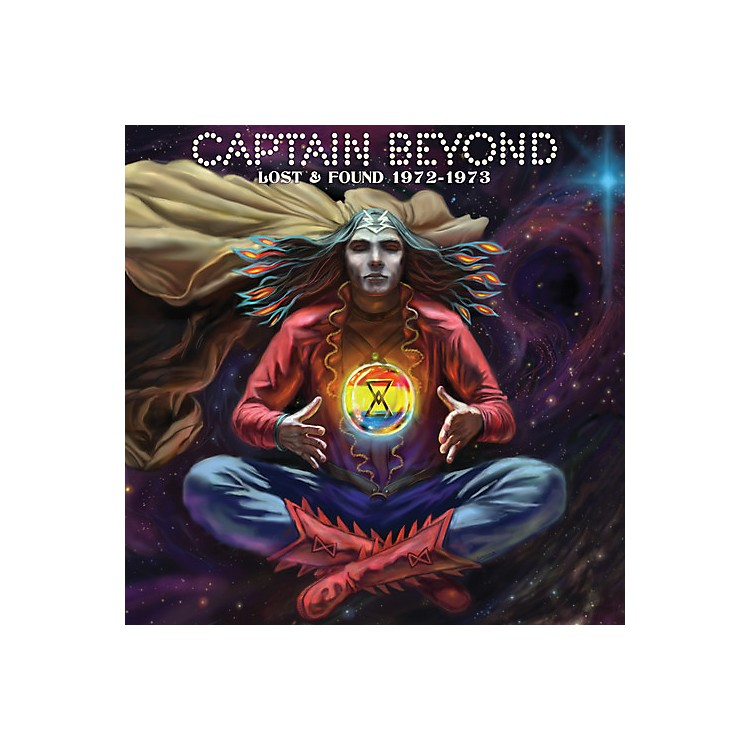Alliance Captain Beyond - Lost & Found 1972-1973