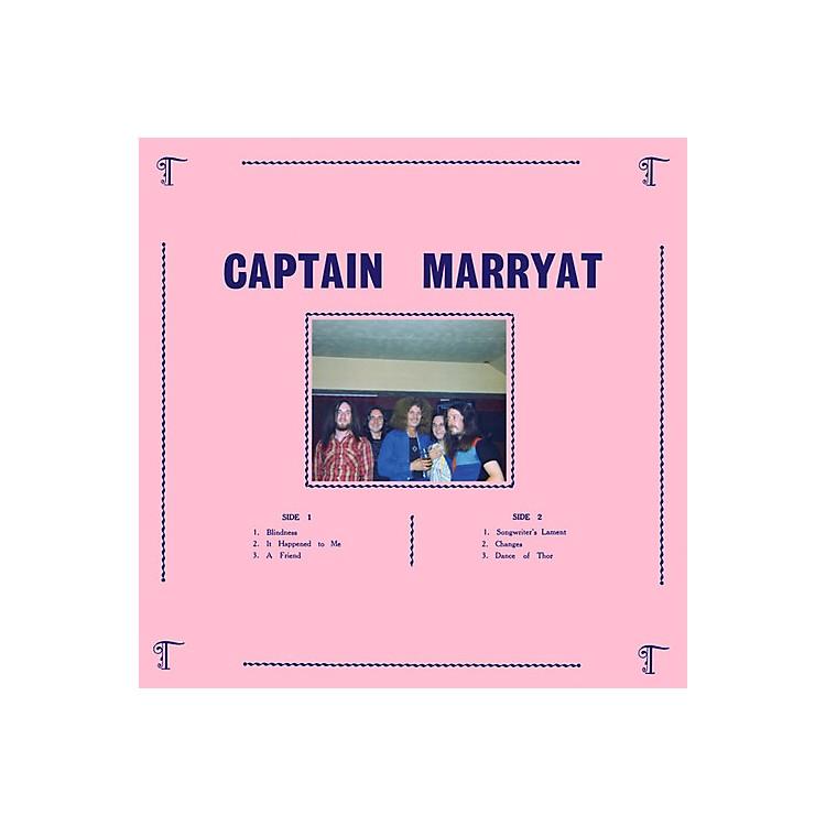 AllianceCaptain Marryat - Captain Marryat