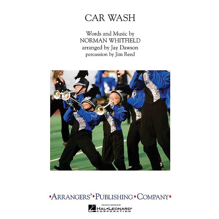 ArrangersCar Wash Marching Band Level 3 by Rose Royce Arranged by Jay Dawson