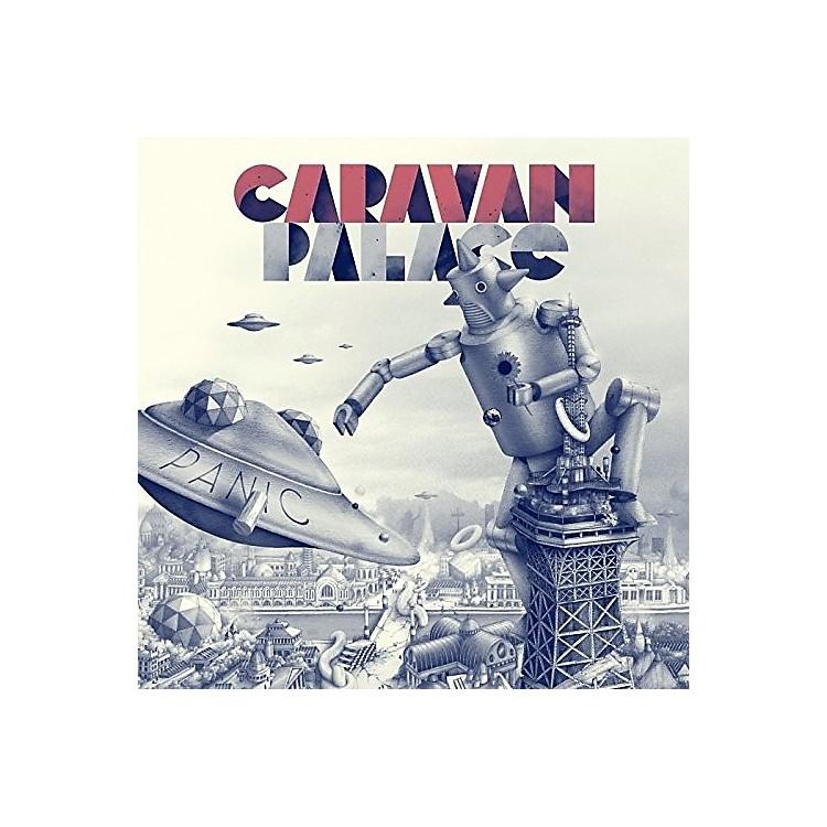 AllianceCaravan Palace - Panic