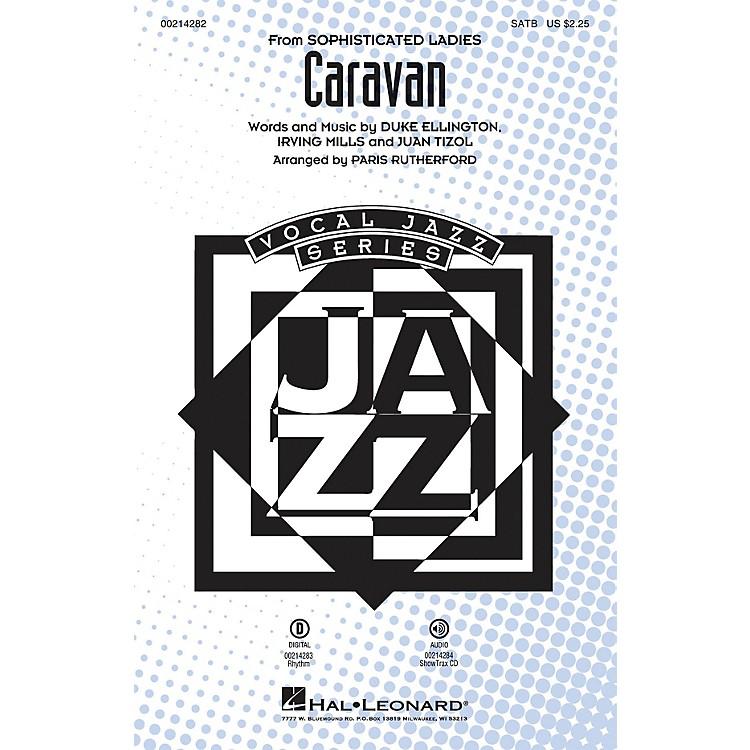 Hal LeonardCaravan SATB arranged by Paris Rutherford