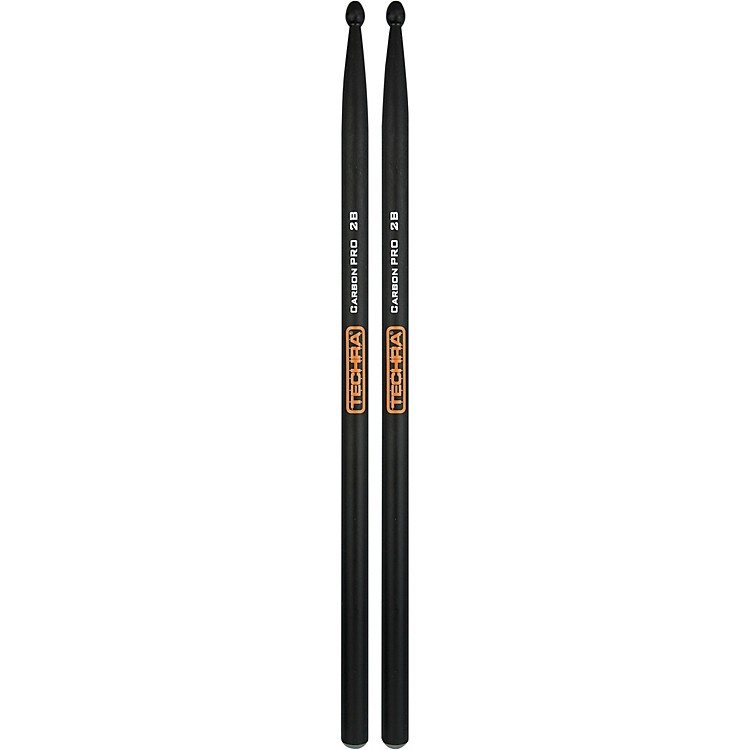 TECHRACarbon Pro Drum Sticks2B