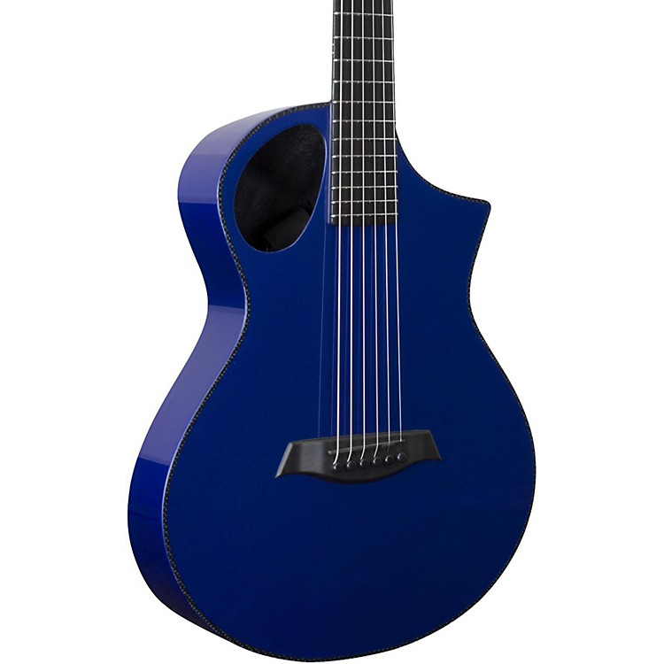 Composite Acoustics Cargo ELE Acoustic-Electric Guitar Raw Carbon Finish
