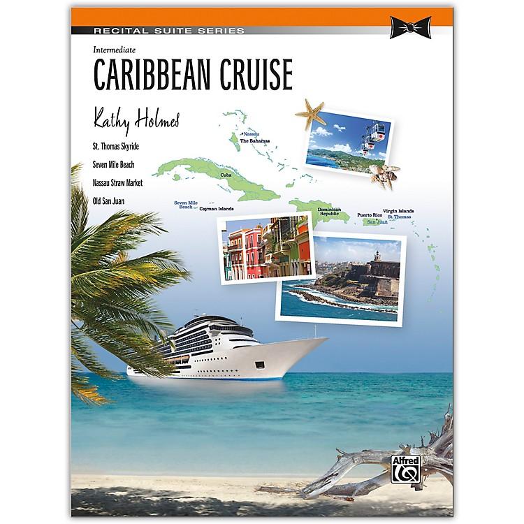 AlfredCaribbean Cruise Intermediate