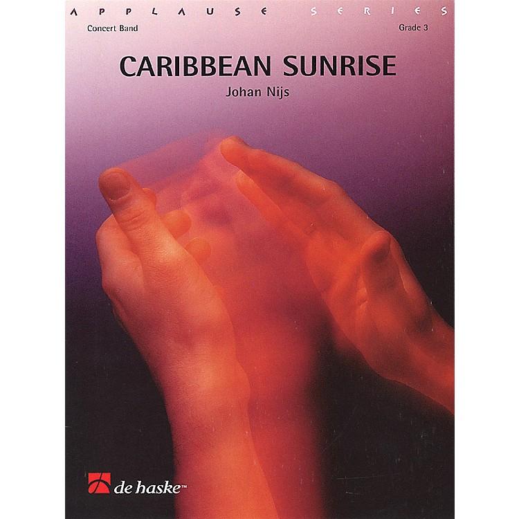 De Haske MusicCaribbean Sunrise (Score & Parts) Concert Band Level 3