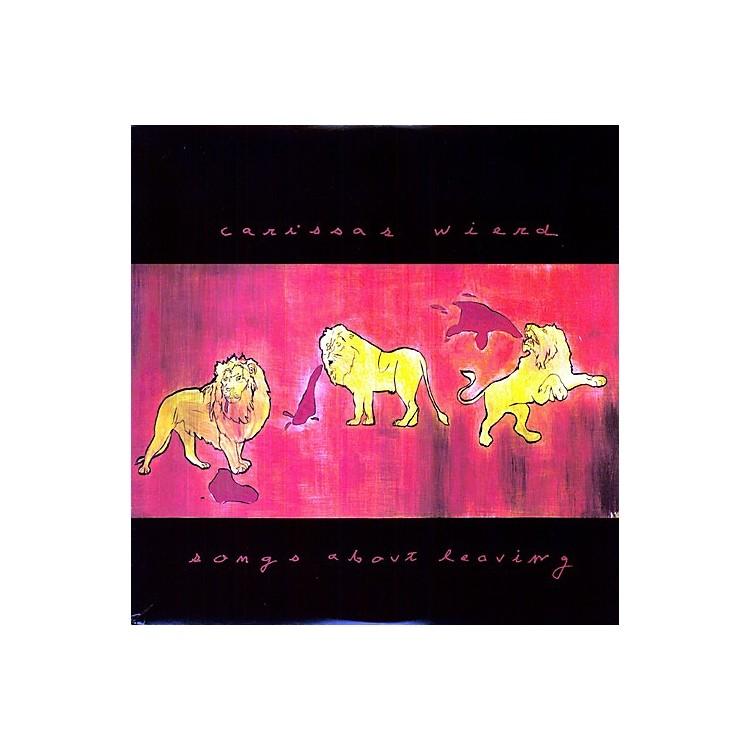 AllianceCarissa's Wierd - Songs About Leaving [Green Vinyl]