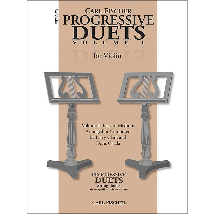 Carl FischerCarl Fischer Progressive Duets Volume 1 - For Violin