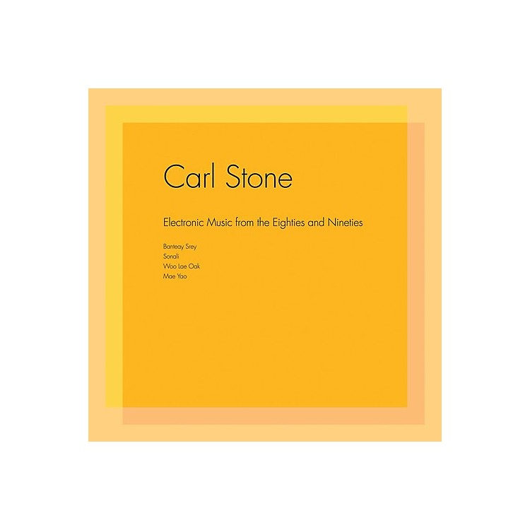 Alliance Carl Stone - Electronic Music From The Eighties & Nineties