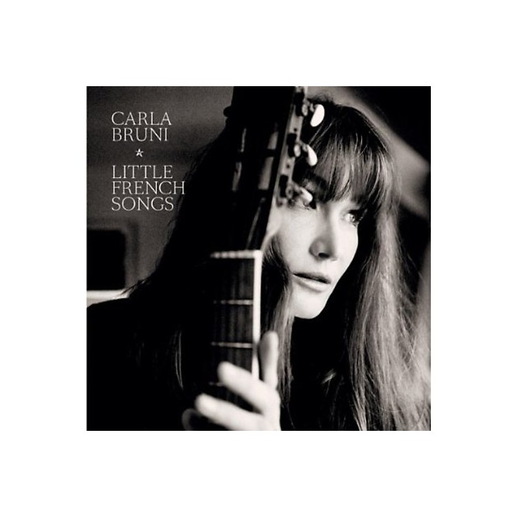 Alliance Carla Bruni - Little French Songs