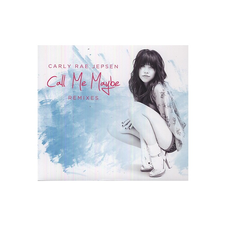 Alliance Carly Rae Jepsen - Call Me Maybe Remixes