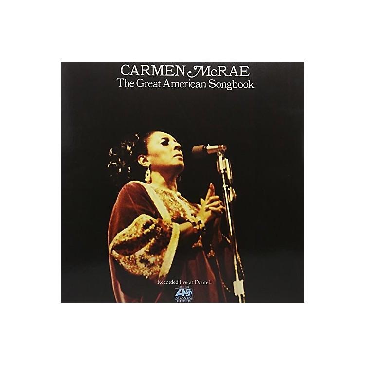 AllianceCarmen McRae - Great American Songbook