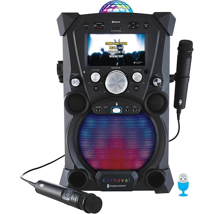 The Singing MachineCarnaval Portable Hi-Def Karaoke System