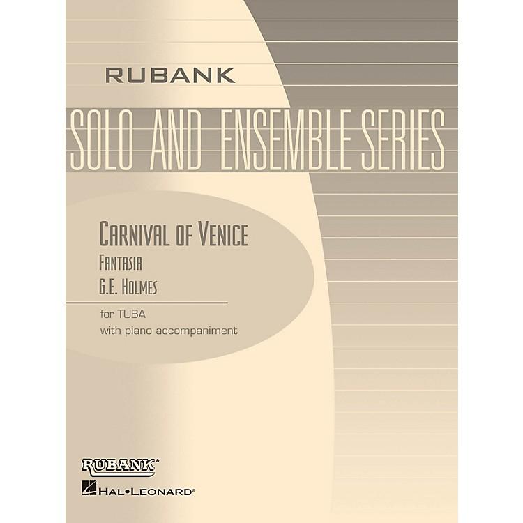 Rubank PublicationsCarnival of Venice (Fantasia) Rubank Solo/Ensemble Sheet Series Softcover