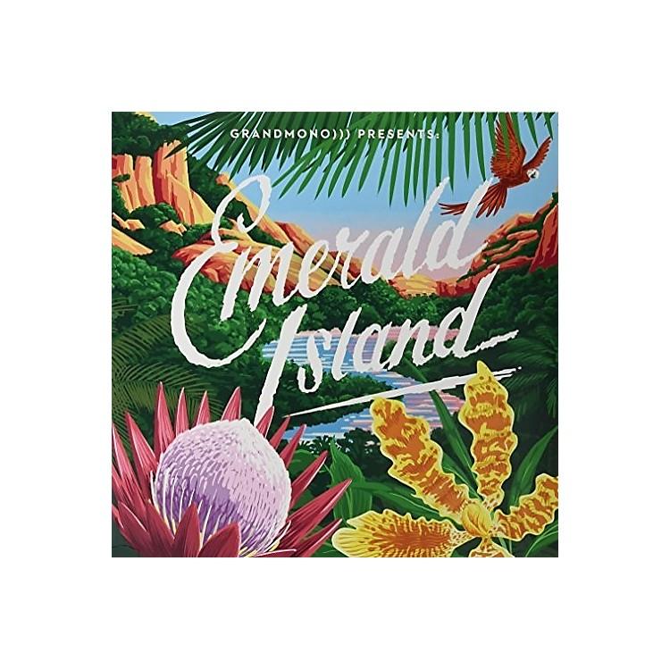 AllianceCaro Emerald - Emerald Island (limited edition heavyweight picture disc)