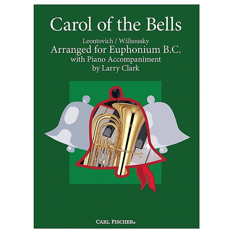 Carl FischerCarol Of The Bells - Baritone B.C.With Piano Accompaniment
