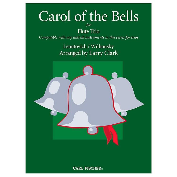 Carl FischerCarol of the Bells Comp-FL