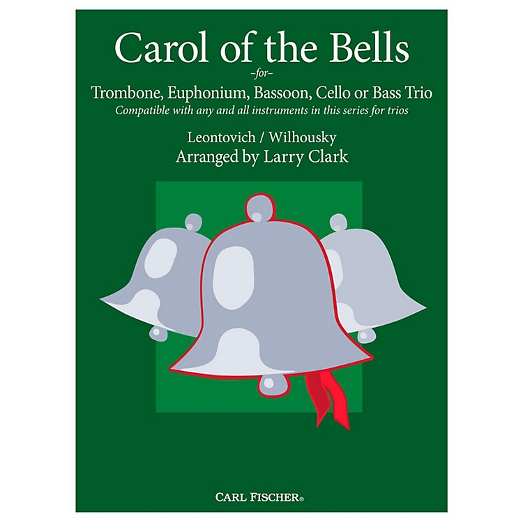 Carl Fischer Carol of the Bells Comp-Tbn