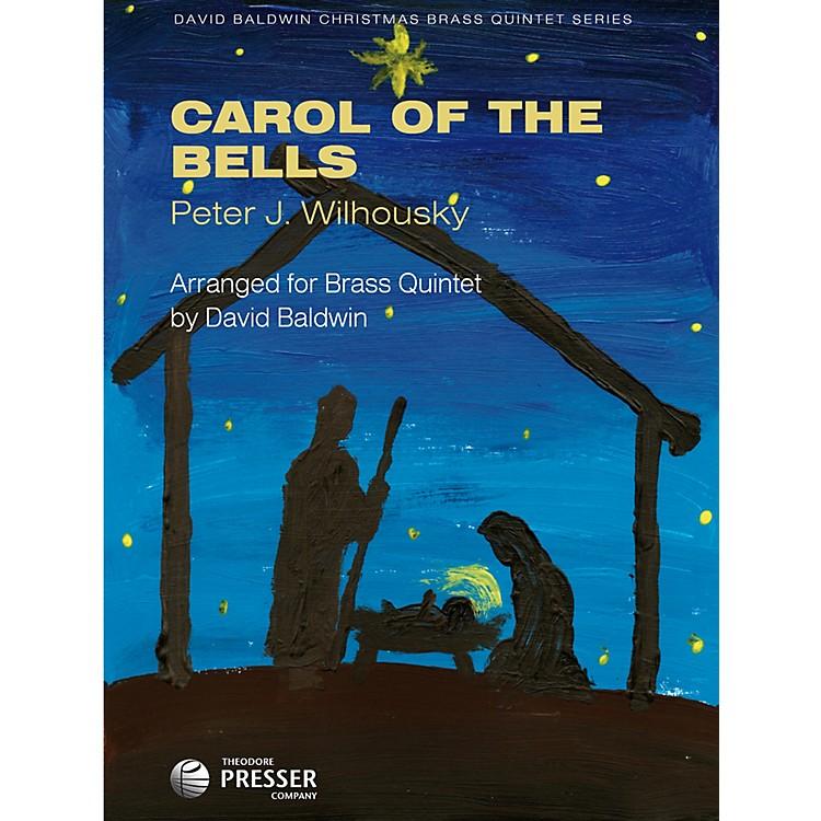 Carl FischerCarol of the Bells (For Brass Quintet)