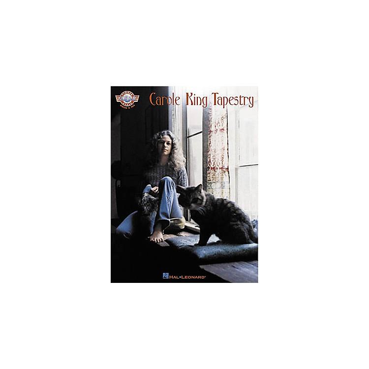 Hal LeonardCarole King - Tapestry Guitar Tab Songbook