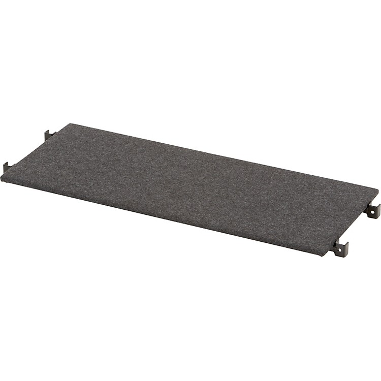 Rock N Roller Carpeted Shelf for R6 Cart
