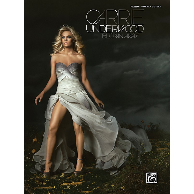 AlfredCarrie Underwood: Blown Away PVG Book