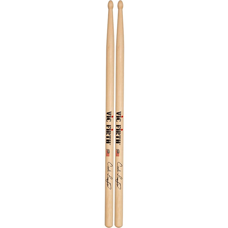 Vic Firth Carter Beauford Signature Series Drum Sticks  Wood