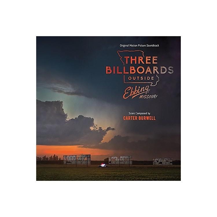 AllianceCarter Burwell - Three Billboards Outside Ebbing Missouri (Original Soundtrack)