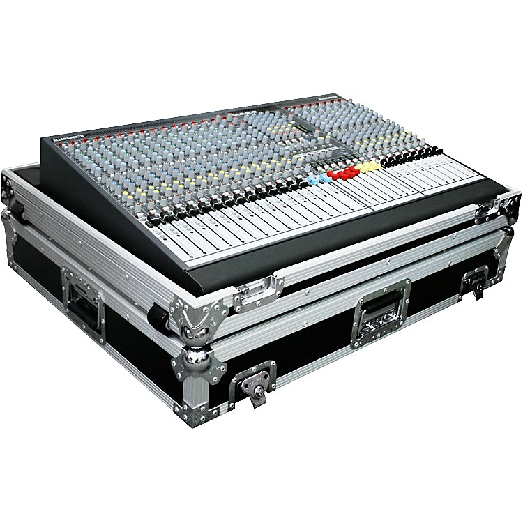 Road Ready Case for Allen & Heath GL2400 424 Mixer with Wheels  888365897370