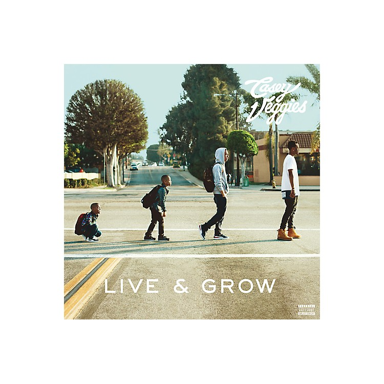Alliance Casey Veggies - Live and Grow