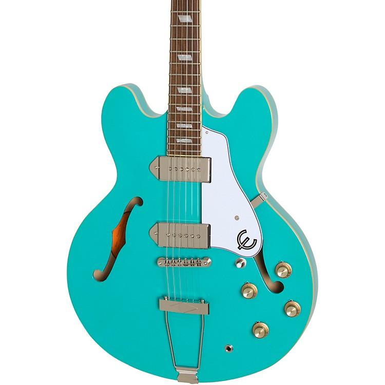 EpiphoneCasino Electric GuitarTurquoise