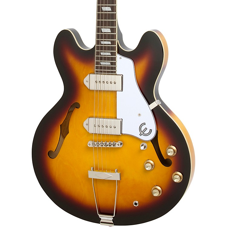 EpiphoneCasino Electric GuitarVintage Sunburst